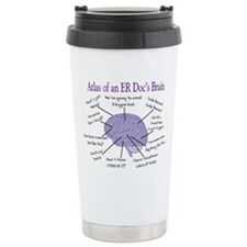 Cute Rn emergency room Travel Mug