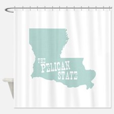 Louisiana Shower Curtain