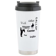 Horse Design #52000 Travel Mug