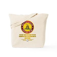 (DTOM) Triumph Over Evil Tote Bag
