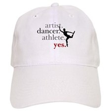 Artist. Dancer. Athlete. Yes. Baseball Cap