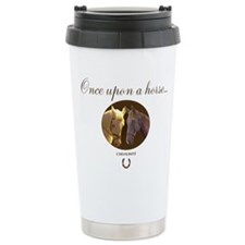 Horse Theme Design #550 Travel Mug