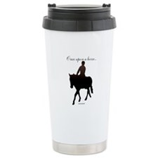 Horse Theme Design #560 Travel Mug