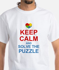 Keep Calm And Solve It Shirt
