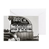 Antique car Greeting Cards
