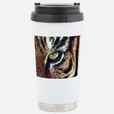 Tiger Eyes Travel Mug