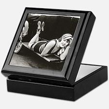 Bathing Beauty, 1918 Keepsake Box