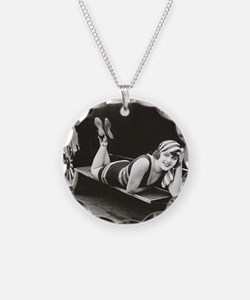 Bathing Beauty, 1918 Necklace