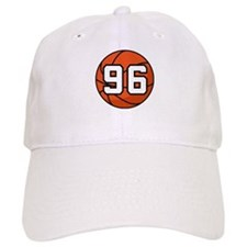 Basketball Player Number 96 Baseball Cap