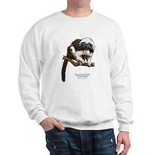 Cotton-Top Tamarin Sweatshirt