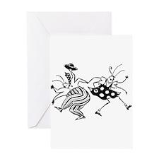 Jitterbugs10 Greeting Cards