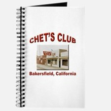 Chets Club Journal