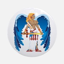 St. Michael Ornament (Round)