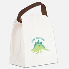 Stomp Stomp Stomp Canvas Lunch Bag