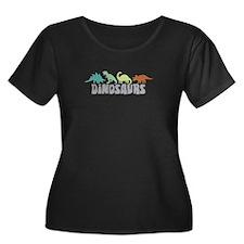 PGHS1305027B Plus Size T-Shirt