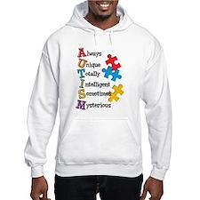 Autism Acrostic Hoodie