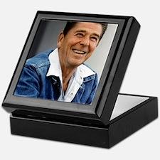 Ronald Reagan Keepsake Box