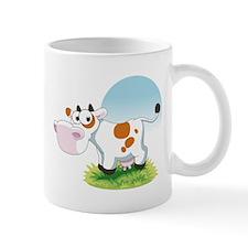Cartoon Cow Mugs