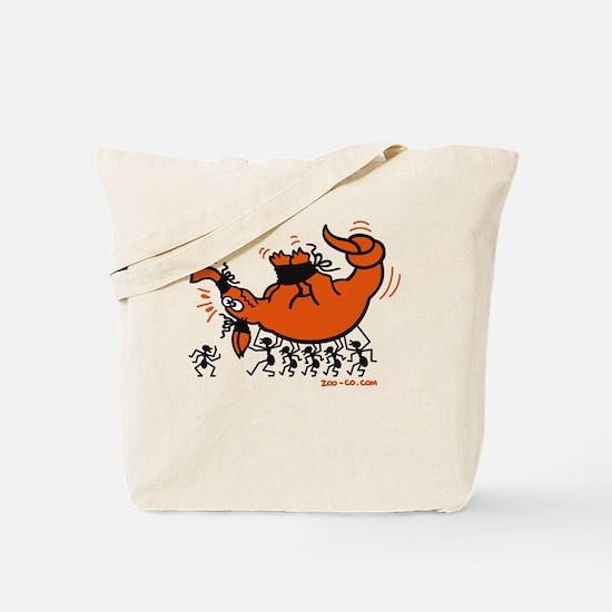 Aardvark in Trouble Tote Bag