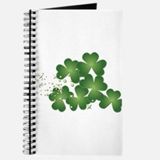 Saint Patrick's Day Journal