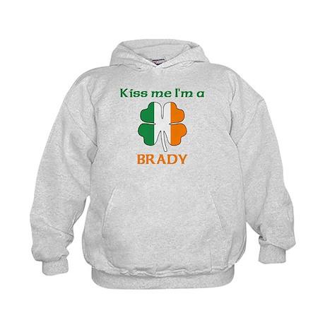 Brady Family Kids Hoodie