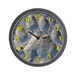 Puma Cougar Track Wall Clock