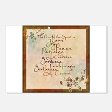 Fruit of the Spirit Postcards (Package of 8)