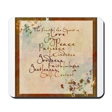 Fruit of the Spirit Mousepad
