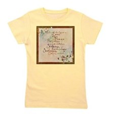 Fruit of the Spirit Girl's Tee