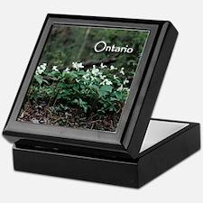 Ontario Keepsake Box