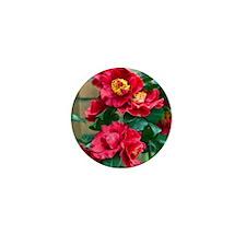 Camellia Mini Button (10 pack)