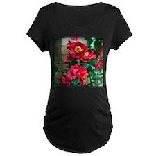 Camellia Maternity T-Shirt