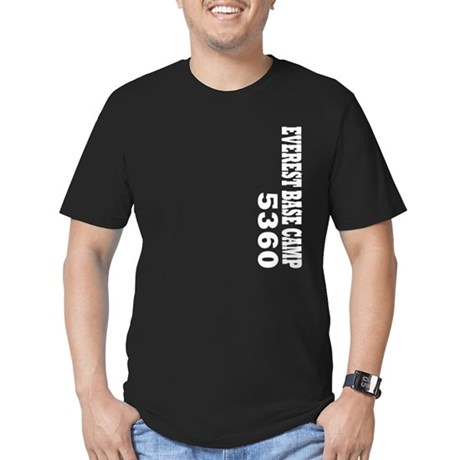 Everest Base Camp vertical T-Shirt