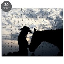 Rescue Sunset Puzzle