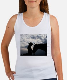 Rescue Sunset Tank Top