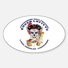 Pirate Queen Decal Decal