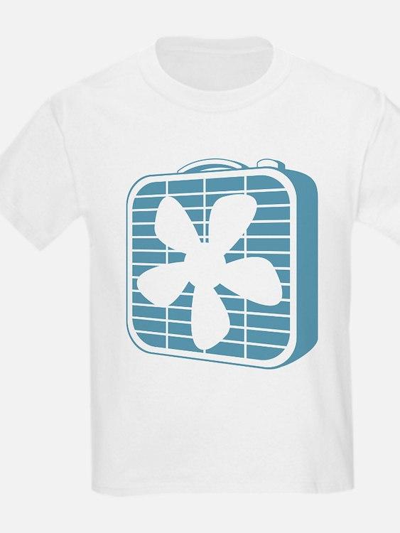Box Fan Graphic T-Shirt
