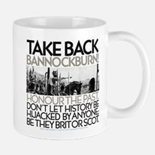 Bannockburn History Mug