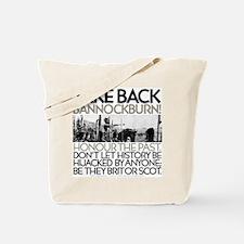 Bannockburn History Tote Bag