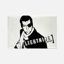 Lightning Baron Magnets