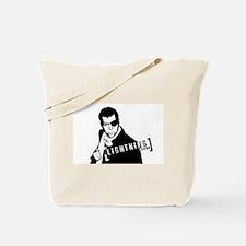 Lightning Baron Tote Bag