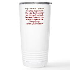 Cute Pharmacist Thermos Mug