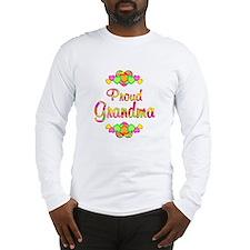 Proud Grandma Long Sleeve T-Shirt