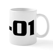 Enterprise Nx-01b Small Mug