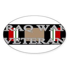 iraqwarveteranbumpersticker Decal