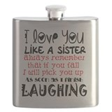 Best friend Flasks