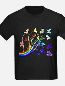 Butterflies T