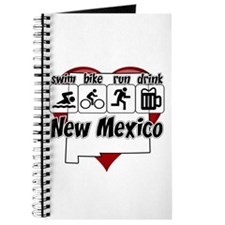 New Mexico Swim Bike Run Drink Journal