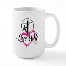 Line Wife Mugs