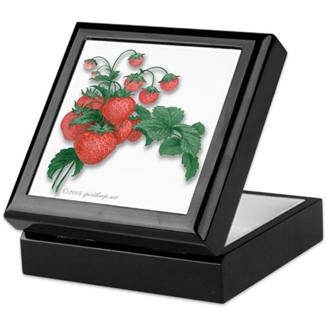 Strawberries! Keepsake Box